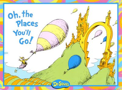 Ballyhoo First Birthday Party Taylor Oh The Places You