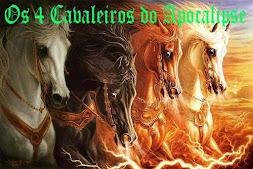 Os 4 cavaleiros do Apocalipse