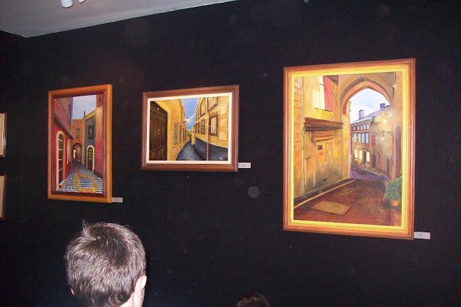 Muestra en Foro de Arte