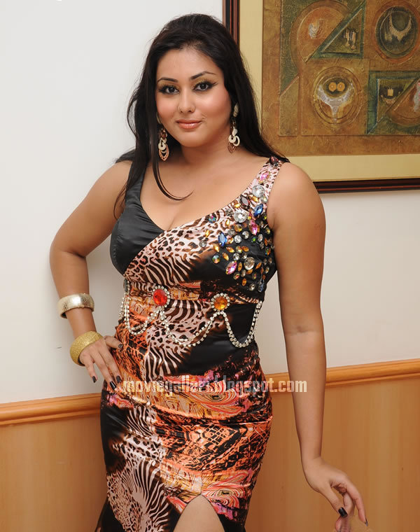 Namitha hot sexy exposure during an inaugural functionexclusive actress gallery glamour images