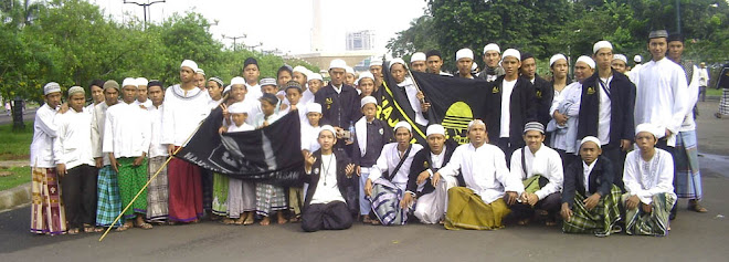 Maulid Akbar Majelis Rasulullah  SAW. Monas Jakarta Pusat
