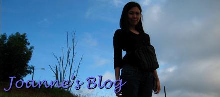 Joanne's Blog