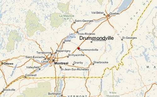 Drummondville (QC) Canada  city pictures gallery : Across Canada: Quebec – Drummondville
