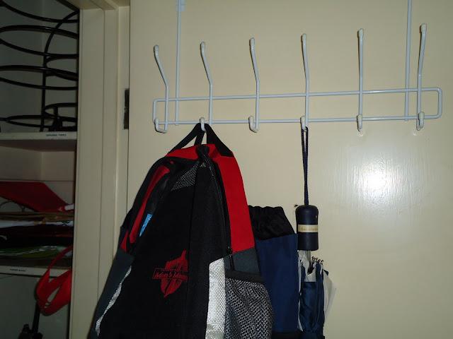 Coat Hooks | organizingmadefun.com