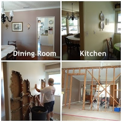 Kitchen Remodel | organizingmadefun.com