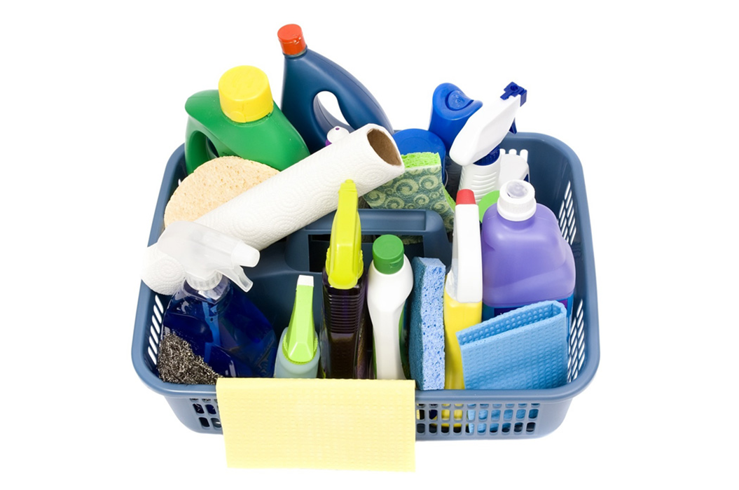 pictures of cleaning