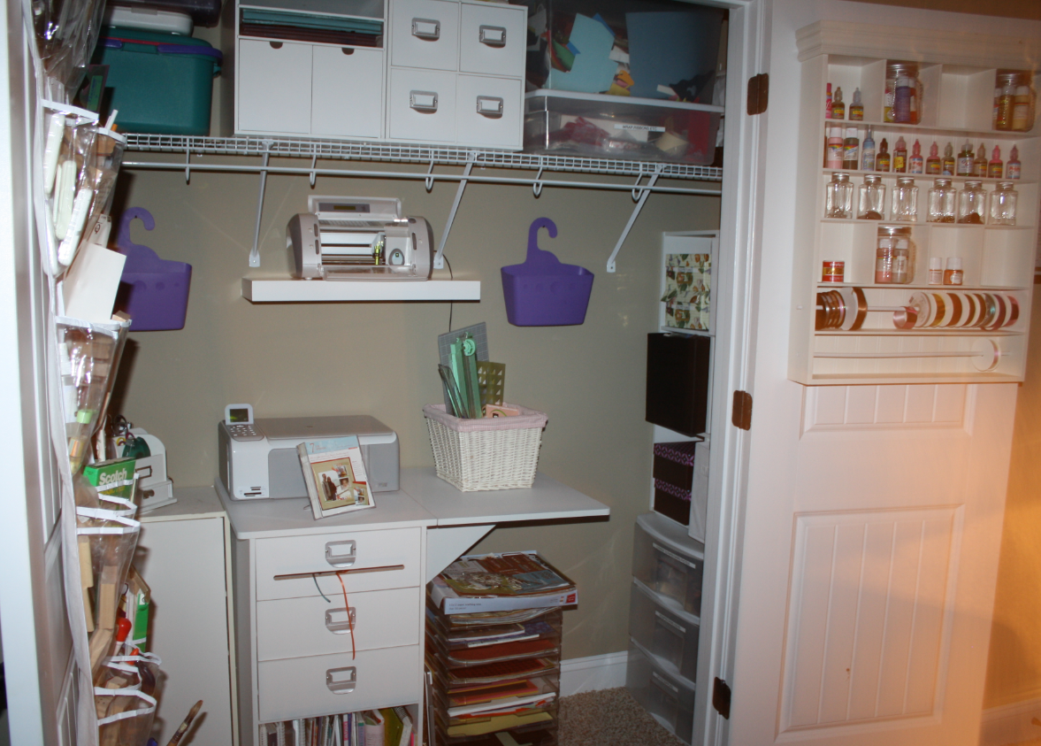 Craft closet storage - Craft Closet Storage Craft Closet Storage Craft Closet Storage Organize My Small Craft Closet Pictures
