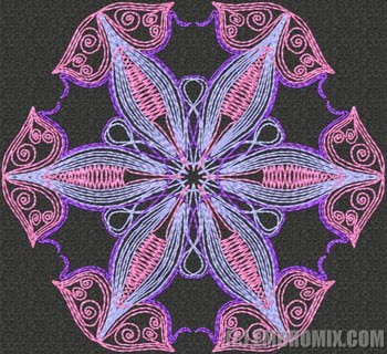 designs look this embromix com and this snowflake embroidery design