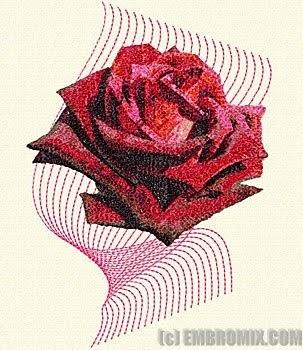 Creative Design Machine Embroidery