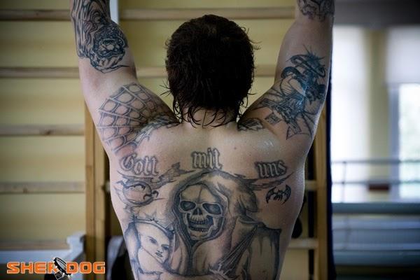 Omicron persei 8 aleksander emelianenko looks like he for John wicks back tattoo