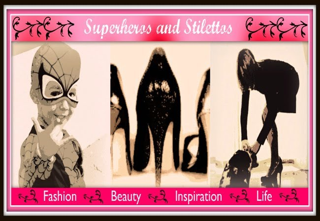 Superheros and Stilettos