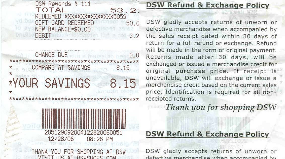 dsw return policy with receipt green sandals