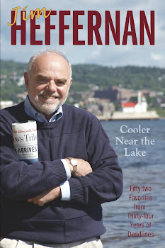 COOLER NEAR THE LAKE–BY JIM HEFFERNAN