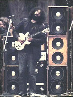 Jerry Garcia 09/28/75 Lindley Meadows