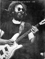 Jerry Garcia 1977