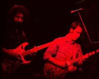 Jerry Garcia & Bob Weir 1972