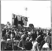 Grateful Dead audience Dillon Stadium - Hartford CT July 31, 1974