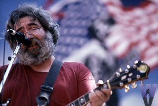 Jerry Garcia 1985