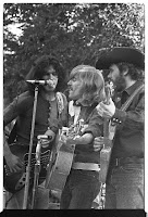 New Riders of the Purple Sage - May 1970 photo by Michael Parrish