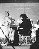 Jerry Garcia with New Riders Of The Purple Sage - March 1971