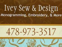 Ivey Sew & Design