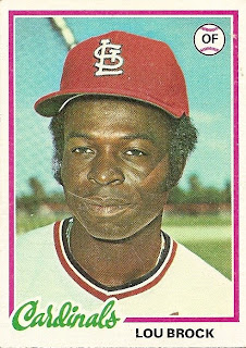 Was Lou Brock the greatest base stealer of his era?