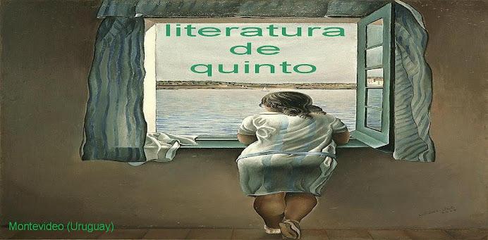 LITERATURA QUINTO LICEO