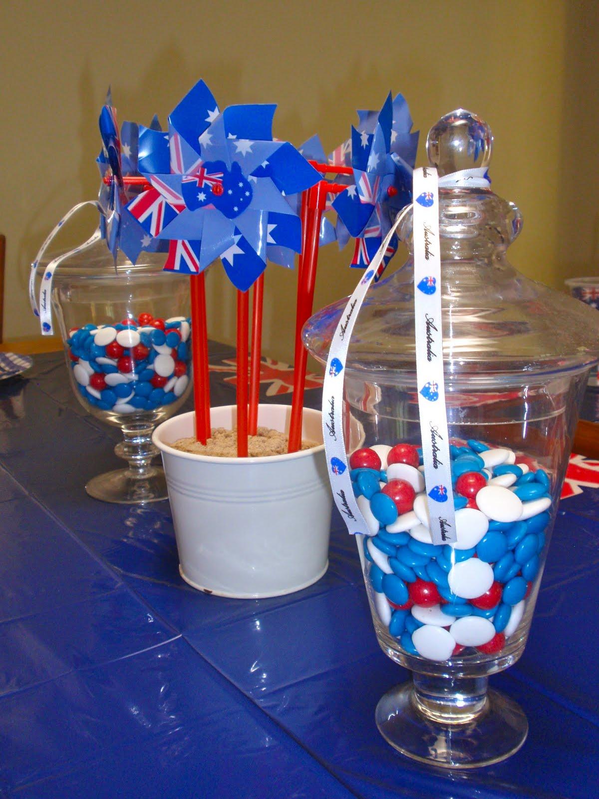 Giggleberry Creations Happy Australia Day