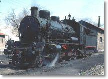 Buharlı lokomotif