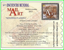 Encuentro mundial mail art - Colombia