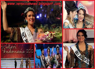 Pemenang Putri Indonesia 2010