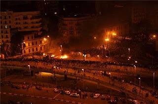 Demo Mesir