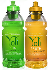 YOLI ENERGY DRINKS