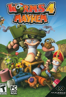 Worms 4 Mayhem RIP 1