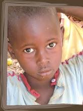 Enfant du Burkina