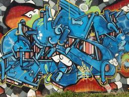 Alguns graffitis da escola D. Joao V (Cova da Moura)