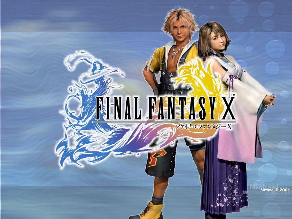Final Fantasy Yuna And...