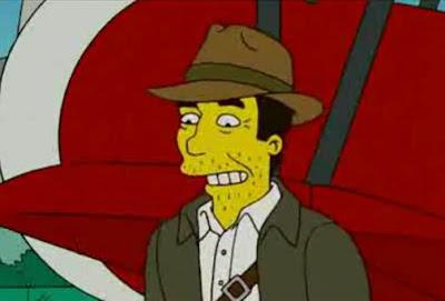 Personajes de los Simpsons poco conocidos (Megapost)