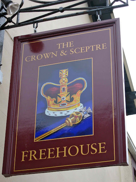 The Crown & Scepter