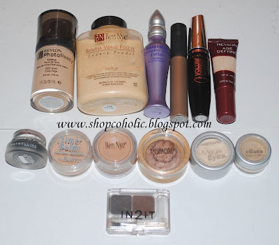My Top 30 Makeup Favorites for 2010. You may click the links with asterisk