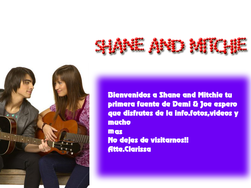 Shane And Mitchie