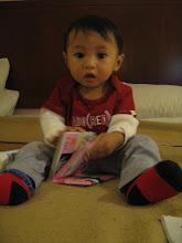 Adam@ 11 months old