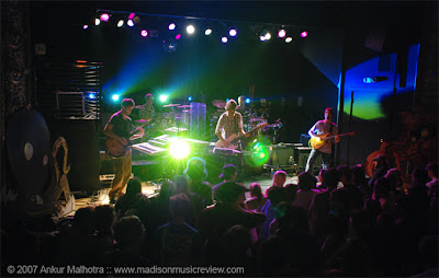 Lotus at Majestic Theatre on October 25, 2007