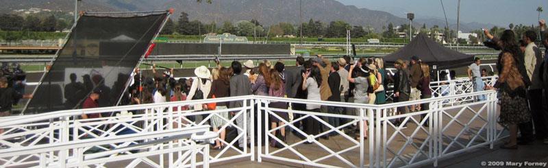 90210 at Santa Anita