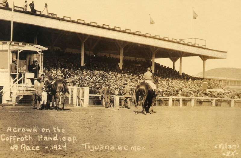 Coffroth Handicap 1924