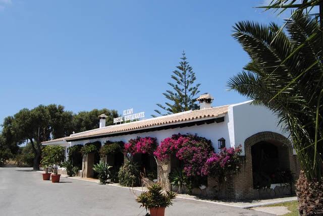El capi casas rurales hostal y restaurante en ca os de - Casas en canos de meca ...