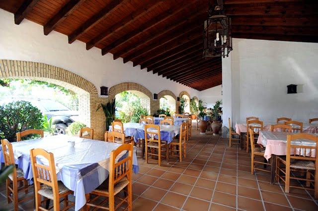 El capi casas rurales hostal y restaurante en ca os de meca zahora cadiz espa a - Casas en canos de meca ...