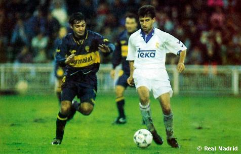 Boca Jrs Vs Real Madrid