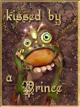 Kissed by a Prince Award
