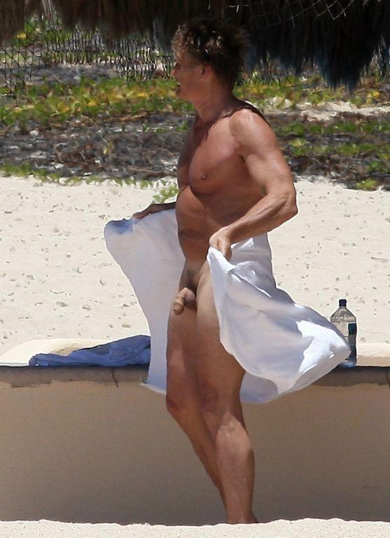 Dolph Lundgren Naked